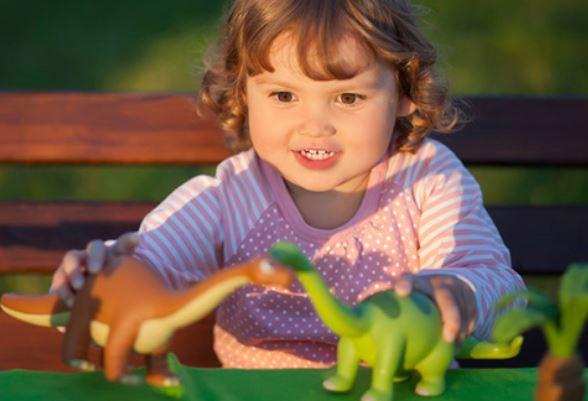 Estudo Diz Que Crianças Que Amam Dinossauros São Mais Inteligentes