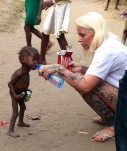 A incrivel história do menino desnutrido que foi resgatado!