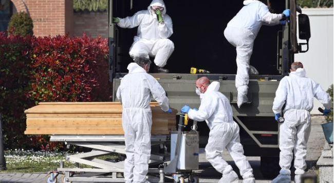 Itália SUPERA A China Em Mortes Por Coronavírus: 793 Em 24 Horas