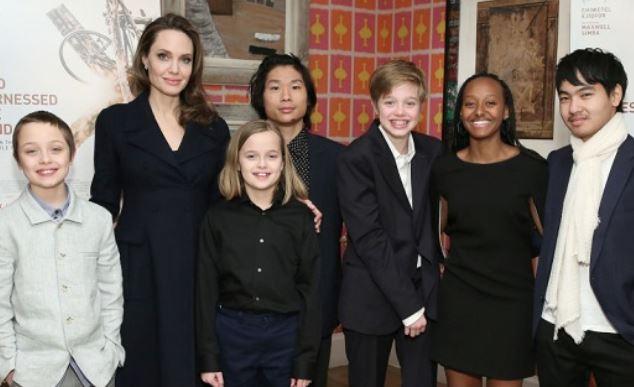 Coronavírus: Angelina Jolie DOA 5 Milhões De Reais Para Merenda Escolar
