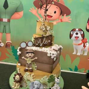 Ana Hickmann PREPARA festa de aniversário  para filho de Cair o Queixo em sua mansão!