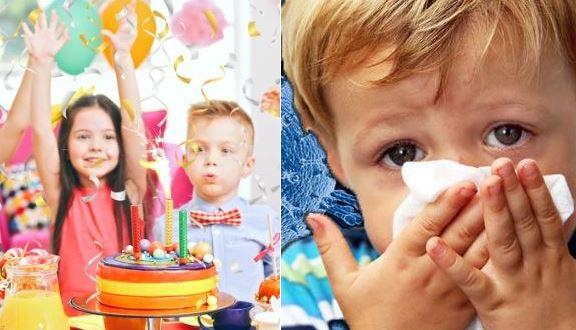 Festas E Coronavírus NÃO Combinam: Festas De Aniversários E Chás De Bebê, Devem Ser CANCELADOS Ou Adiados