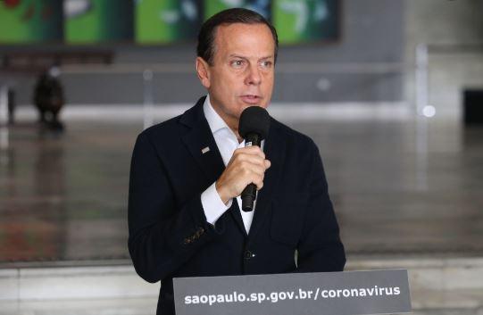 Governo De São Paulo Diz