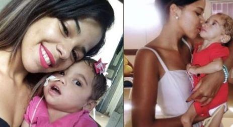 Jovem De 18 Anos Adota Bebê Com Deficiência Para Que Não Fosse Maltratada Pela Sua Mãe!