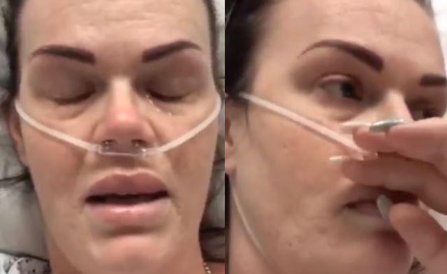 """Grávida Com Coronavírus Revelou Que Está """"lutando Pela Vida De Seu Bebê"""""""