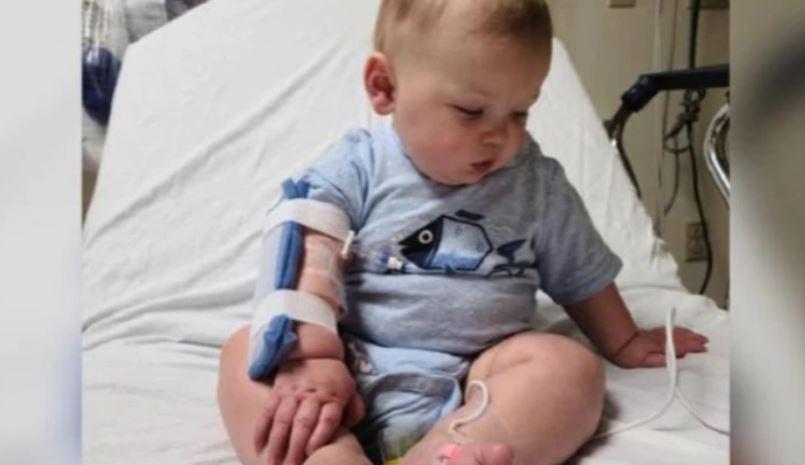 Mãe De Um Bebê Internado Pelo Coronavírus Faz ALERTA A Todos Os Pais: