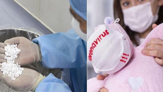Medicamento Anti-malária Ques Esta Sendo Testado Contra Coronavírus Pode Ser Letal Para Crianças
