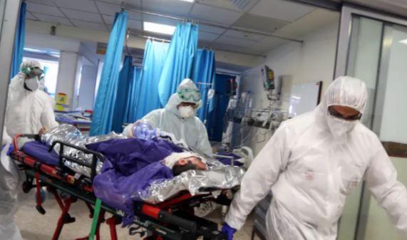 Médicos De Nova York Dizem Que O Coronavírus é Pior Que O 11 De Setembro: 'Não Há Como Escapar Disso'