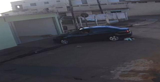 Pai Não Vê O Filho Atras Do Carro E O Atropela Em Inhumas, Video