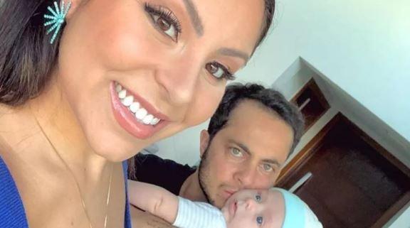"""Andressa Ferreira surpreende ao mostrar filho e sobrinho: """"iguais"""""""