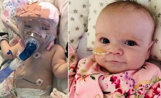 Bebê De 6 Meses Passou Por Cirurgia Cardíaca E Agora Luta Contra O Coronavírus