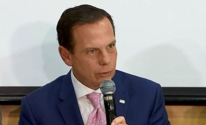João Dória Anuncia Uso Obrigatório De Máscaras Em São Paulo