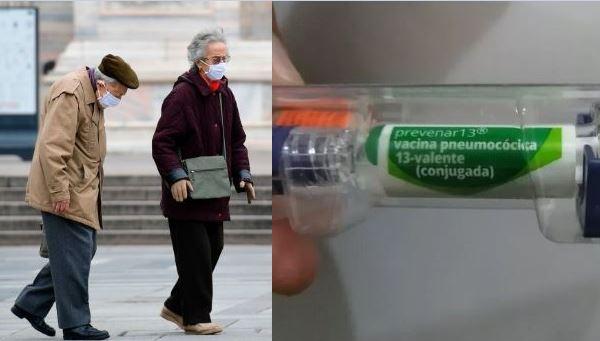 ALERTA: Idosos Devem Vacinar Contra Pneumonia Para Evitar Complicações Com Coronavírus