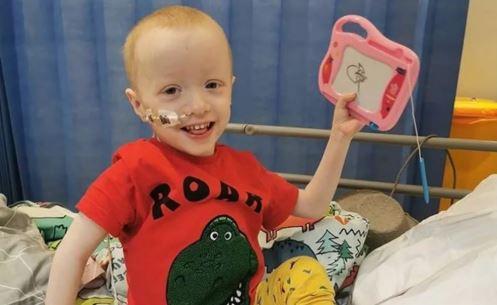 Criança De 4 Anos Com Câncer Vence O Coronavírus