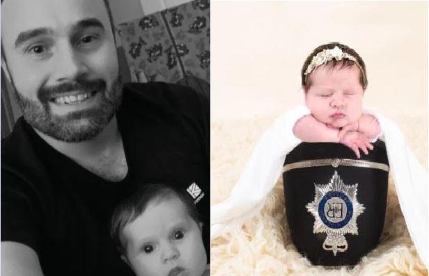 Pai DECIDI Sair De Casa Para Proteger A Filha De Oito Semana Do Coronavírus