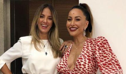 Ticiane Pinheiro E Sabrina Sato Promovem