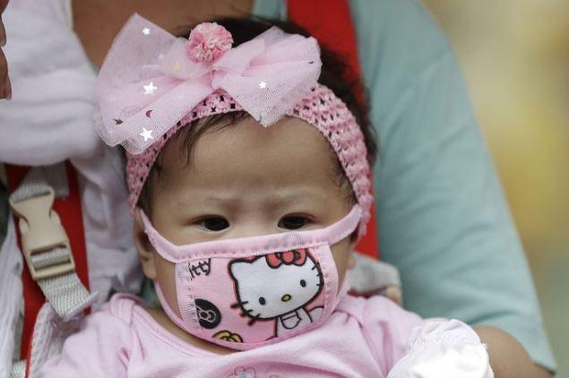 Saiba porque Anvisa proibe o uso de máscaras em crianças de menos de 2 anos